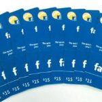 Facebook Gifts, la nueva forma de hacer regalos en la red social por excelencia