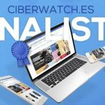 Nuestro cliente Ciberwatch en los Premios Paypal como #mejorEcommerceMovil
