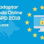 Cómo Adaptar tu Tienda Online a la RGPD 2018 (Paso a paso) 🇪🇺📚